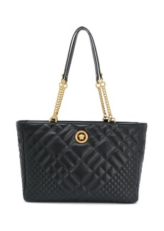 Versace Medusa quilted tote bag