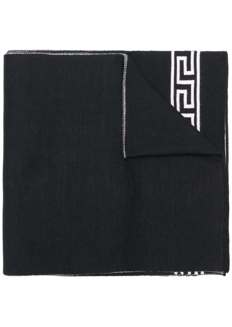 Versace Medusa scarf