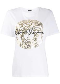 Versace Medusa Signature print T-shirt