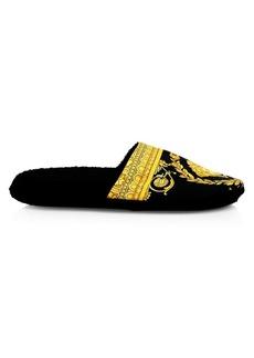 Versace Medusa Slippers