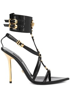 Versace Medusa strappy sandals