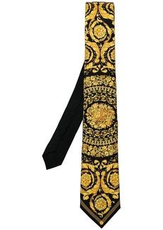 Versace Medusa tie