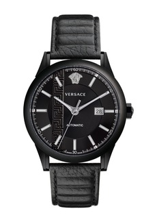 Versace Men's Aiakos Automatic Watch, 44mm