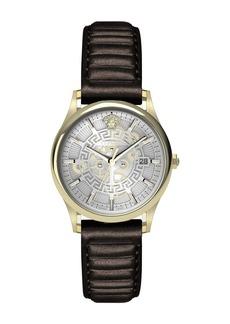 Versace Men's Aiakos Quartz Watch, 44mm