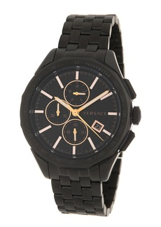 Versace Men's Glaze Chronograph Bracelet Watch, 44mm