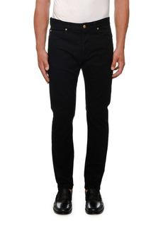 Versace Men's Logo Taping Jeans