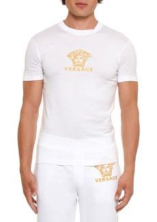 Versace Men's Medusa Logo T-Shirt