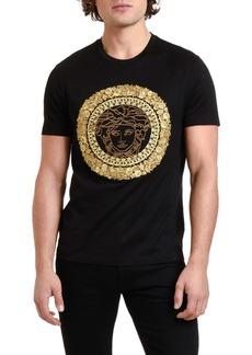 Versace Men's Medusa Short-Sleeve T-Shirt