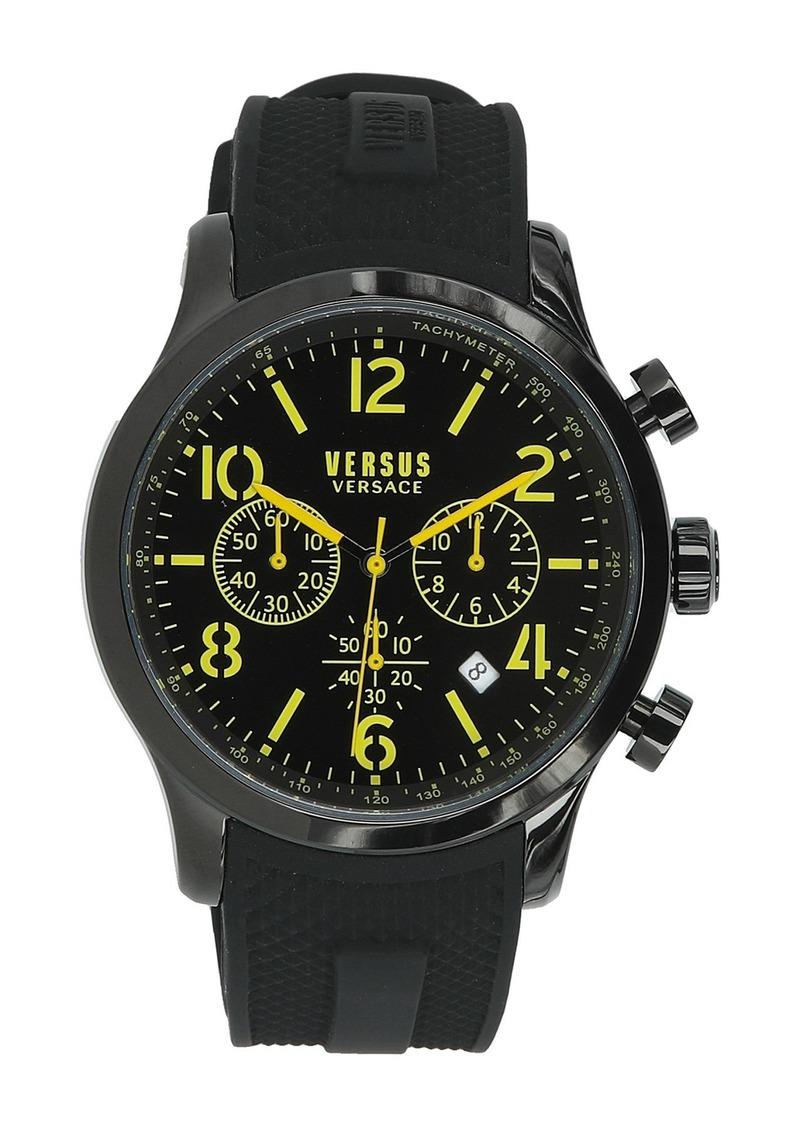 Versace Men's Naboo Analog Quartz Watch, 44mm
