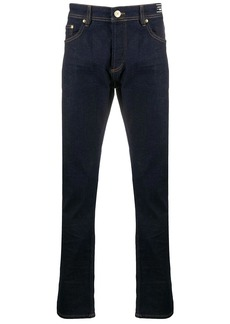Versace mid rise straight-leg jeans