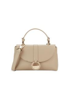 Versace Mini Leather Satchel