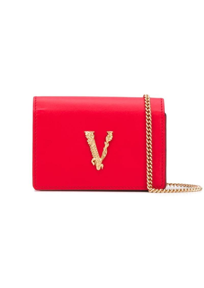mini Virtus crossbody bag