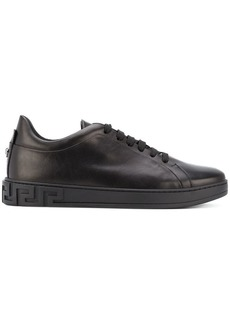 Versace monotone low-top sneakers