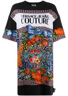 Versace motif T-shirt