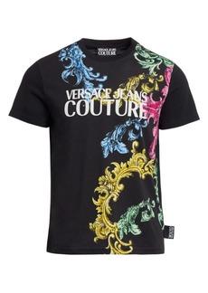 Versace Multicolor Baroque Tee