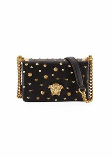 Versace Napa Crossbody Bag with Borchie Punk Studs