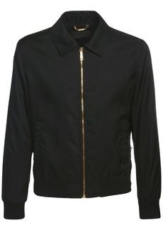 Versace Nylon Casual Jacket