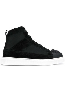 Versace Nyx hi top sneakers