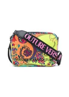 Versace Paisley Fantasy-print shoulder bag