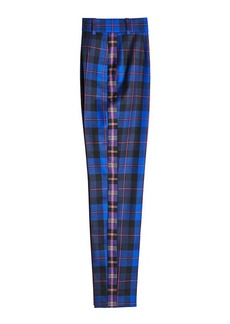 Versace Plaid Pants