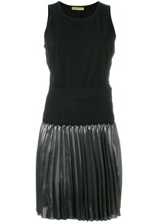 Versace pleated dress