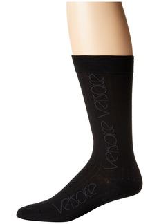 Versace Print Socks