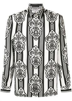 Versace classic printed shirt