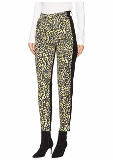Versace Printed Trousers Double Paneled