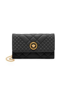 Versace Quilted Icon Evening Bag