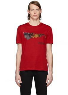 Versace Red Medusa Biggie T-Shirt