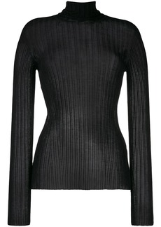 Versace roll neck sweater
