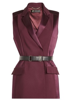 Versace Satin Vest