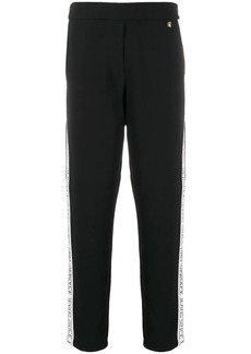 Versace side band track pants