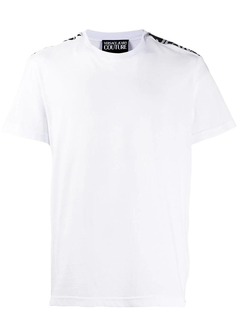 Versace side logo T-shirt