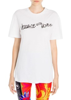 Versace Signature XX Cotton Tee