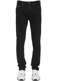 Versace Skinny Stretch Denim Jeans