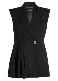 Versace Sleveless Blazer