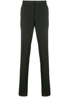 Versace slightly cropped tailored trousers