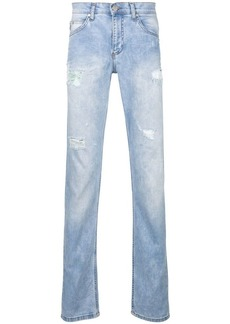 Versace slim fit denim jeans