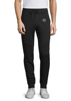Versace Slim Leg Cotton Joggers