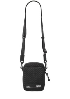 Versace Small Logo Messenger Bag