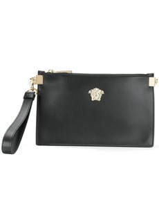Versace small Palazzo wristlet clutch