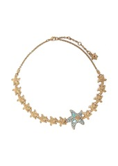 Versace star-fish necklace
