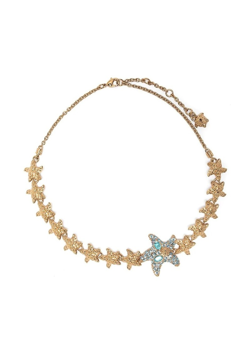 star-fish necklace