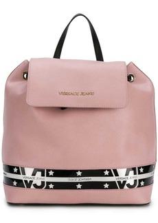 Versace star stripe backpack