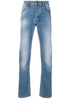 Versace straight leg jeans
