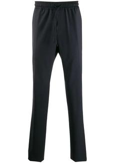 Versace straight-leg track pants