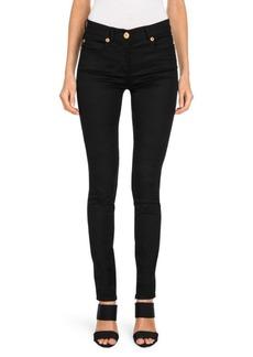 Versace Stretch Denim Skinny Jeans