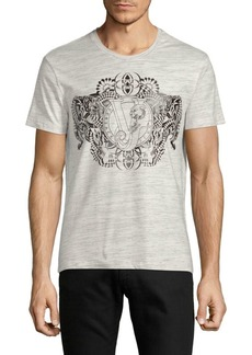 Versace Stretch Graphic Jersey Tee