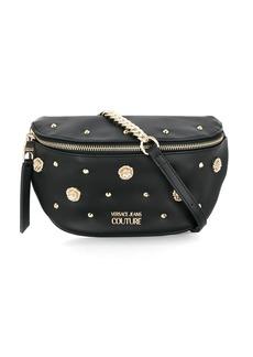 Versace studded belt bag